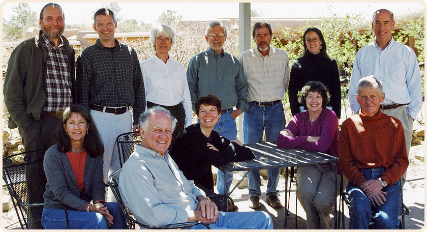 The Chaco Steering Committee